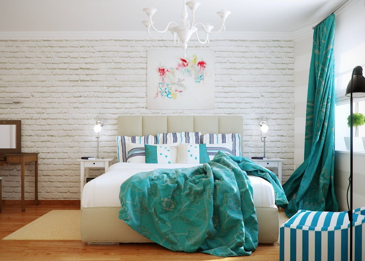 Piatra decorativa de interior pentru dormitor